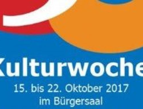 "Kulturwoche ""Perspektiven 2017"""